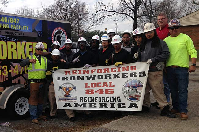 Iron Workers Local 846